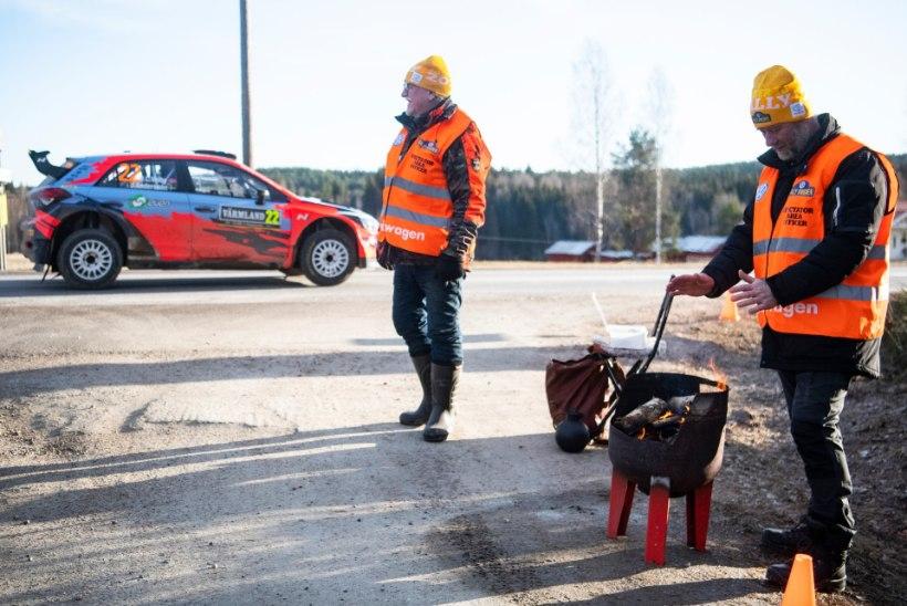 ÕL ROOTSIS | Analüüs: kolm potentsiaalset üllatajat, kes sihivad Rootsi ralli segastes oludes poodiumit