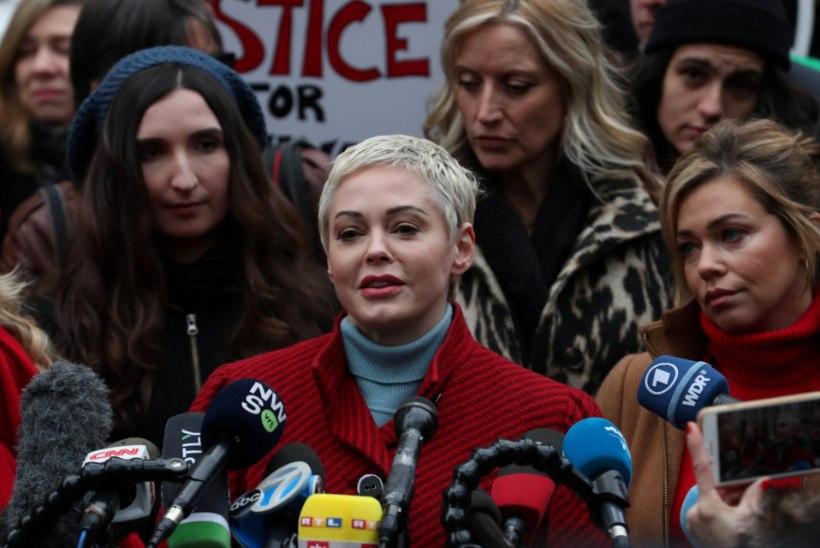 Rose McGowan: Natalie Portmani Oscari-keep oli solvav!