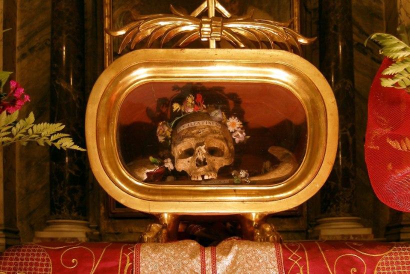 MINEVIKUHETK | 14. veebruar: Roomas hukati püha Valentinus