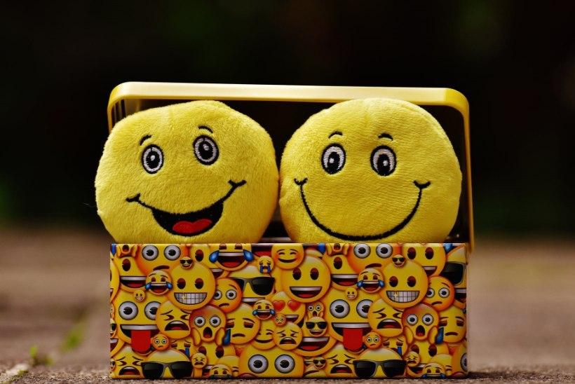UURING: noortearvates on emotikonide vahendusel kergem oma mõtteid edasi anda
