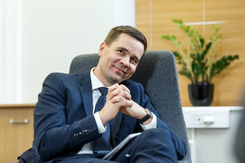 """Välisluure juht Mikk Marran: """"Venemaa valmistub pidevalt sõjaks."""""""