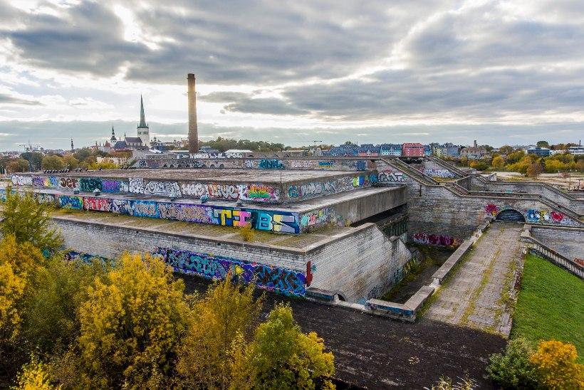 Tallinna linnahalli renoveerimises pole veel otsusteni jõutud