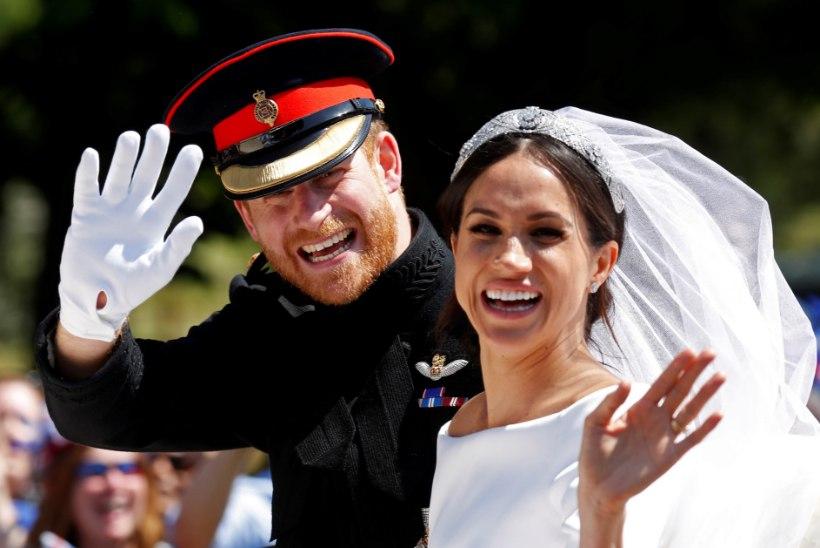 MEGXITI VERESAUN: Harry ja Meghan andsid KÕIGILE oma Briti alluvatele kinga