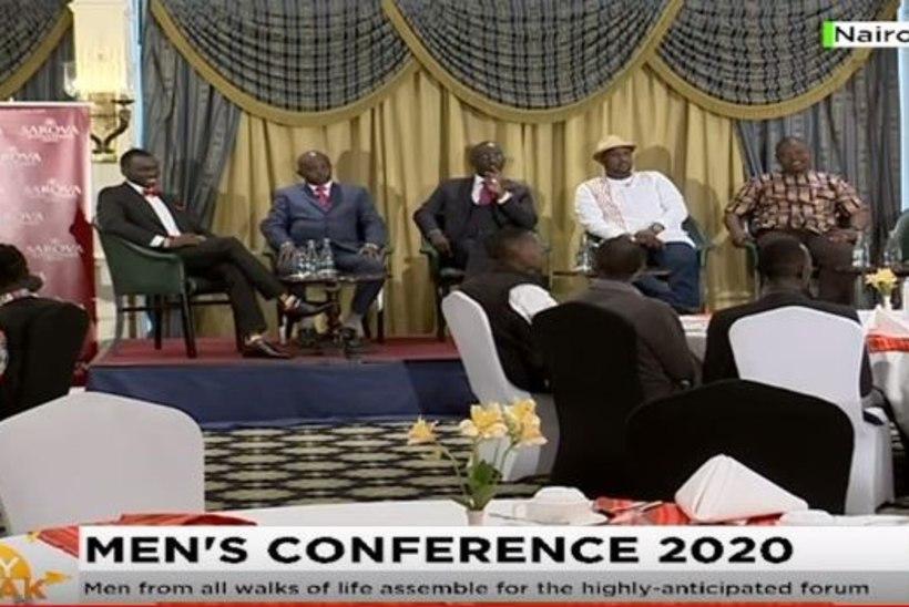Keenia mehed põgenevad valentinipäeval väljamõeldud konverentsile