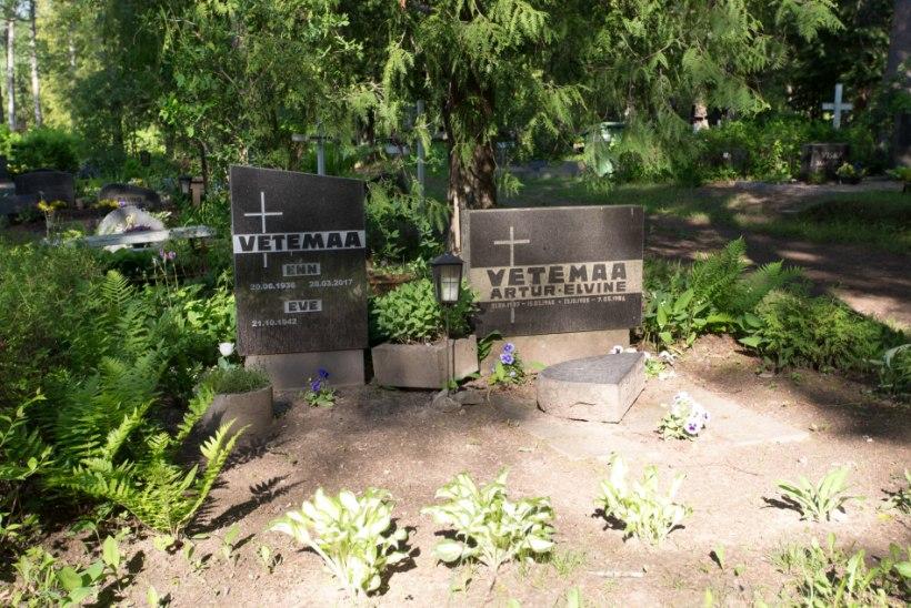Voldemar Kuslapi kalmukolumn   Kultuuritegelased Rapla kalmistul