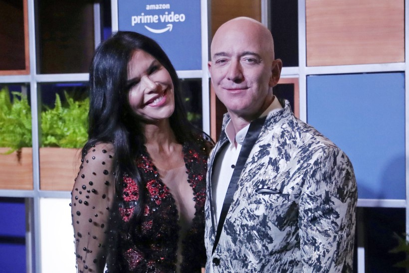 Amazoni boss ostis armupesaks Los Angelese kalleima maja