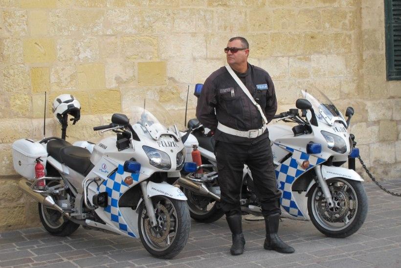 Kuhu kadusid tööpostilt enam kui pooled Malta liikluspolitseinikud?
