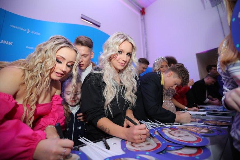 """BLOGI JA GALERII   """"Eesti laulu"""" finalistid on selgunud!"""