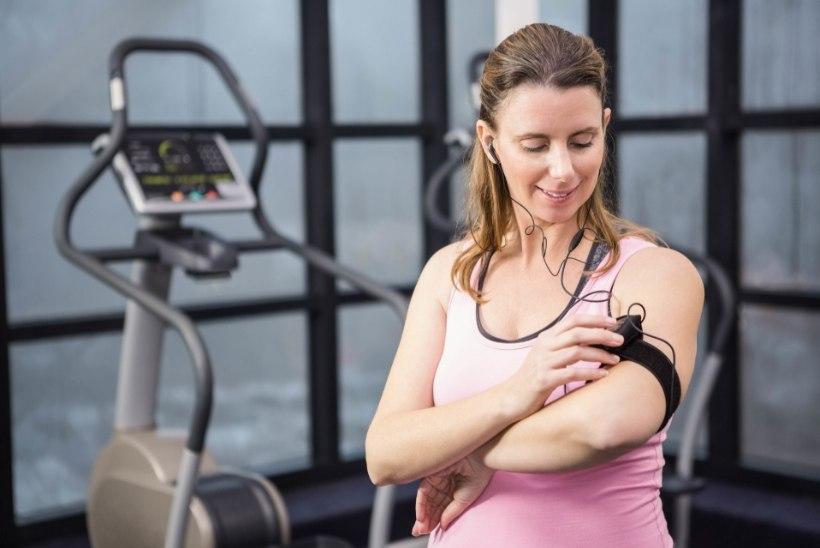 Hea teada: rütmikas muusika lisab treeningule tõhusust