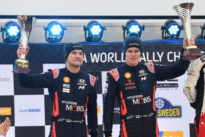 Martin Järveoja Rootsi rallist: ilmselt me selles piirkonnas WRC-etappi tulevikus enam ei näe!