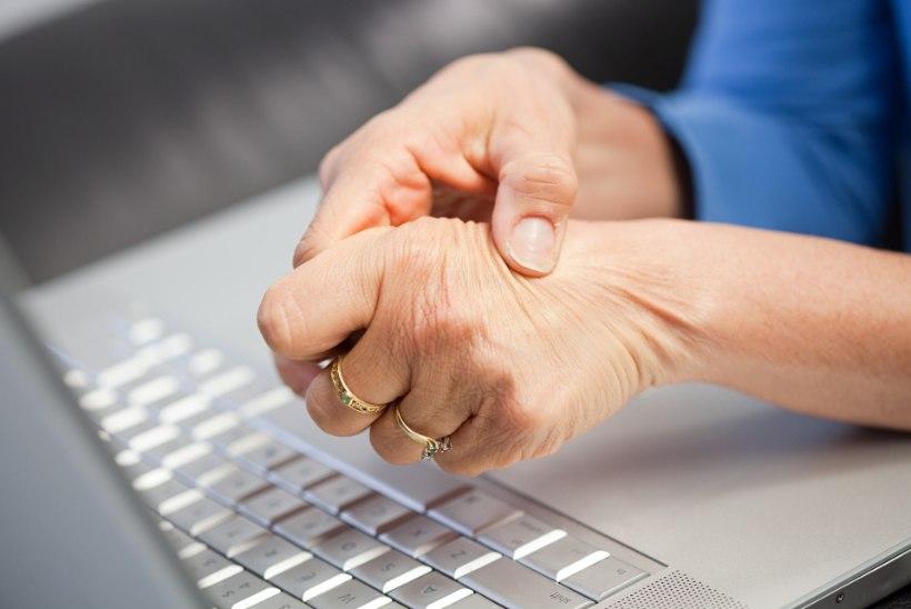 KÄED ON TUIMAD JA SURISEVAD? Neuroloog: ära jäta käte suremist kunagi tähelepanuta!