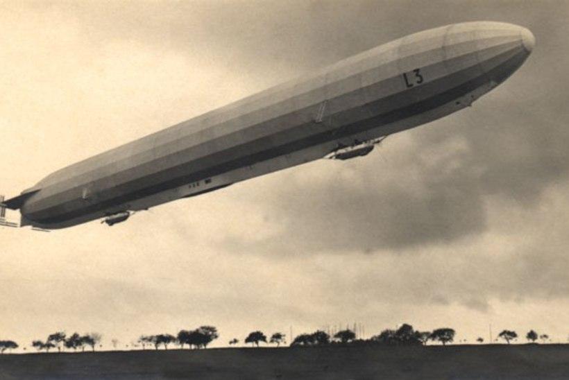 MINEVIKUHETK | 17. veebruar: sakslaste tsepeliin kukkus Põhjamerre