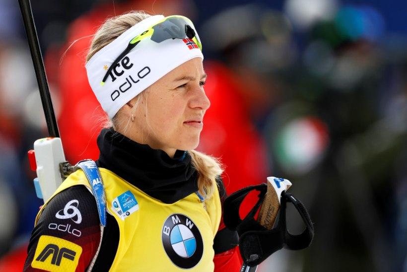 Norra laskesuusaäss dopingusüüdistusest: kuulsin jah, et keegi räägib minu kohta si**a