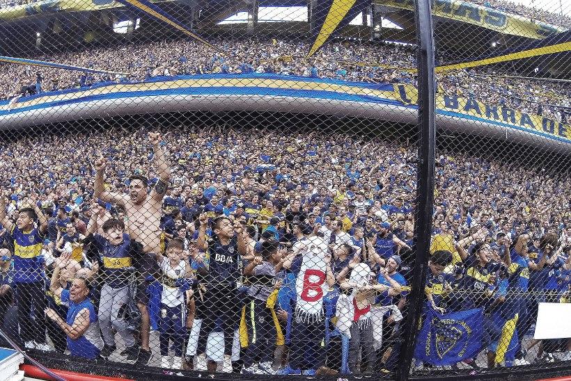 Õhtuleht maailma kurikuulsaimal staadionil: meeletu kirg, maffia ja tapmised