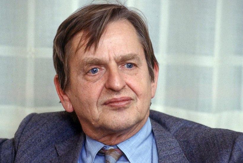 MÕRVAMÕISTATUS: kas Olof Palme asemel taheti tappa tema naine?