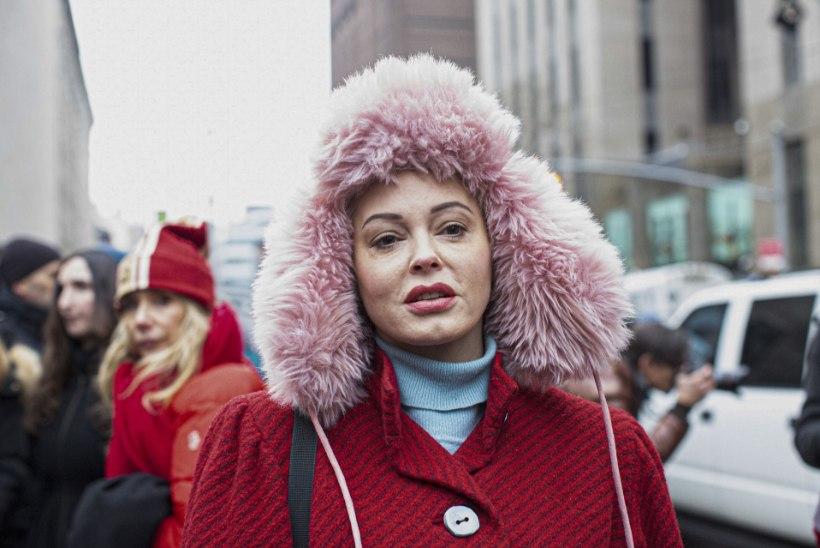 Rose McGowan kahetseb Natalie Portmani pihta loobitud mürginoolt