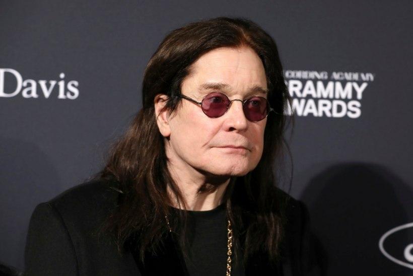 Parkinsoni põdev Ozzy jätab ravile mineku tõttu turnee ära