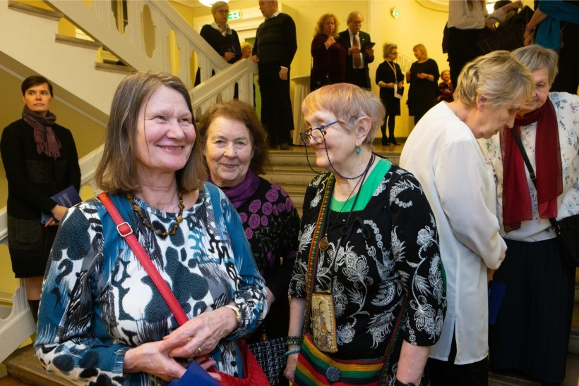GALERII | Estonias tähistati Jaan Krossi 100. sünnipäeva