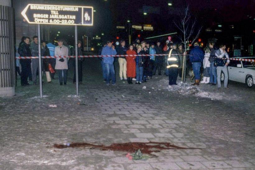 OLOF PALME MÕRVAMÜSTEERIUM LAHENEMAS: kas mõrvar on seni tunnistajaks peetud mees?
