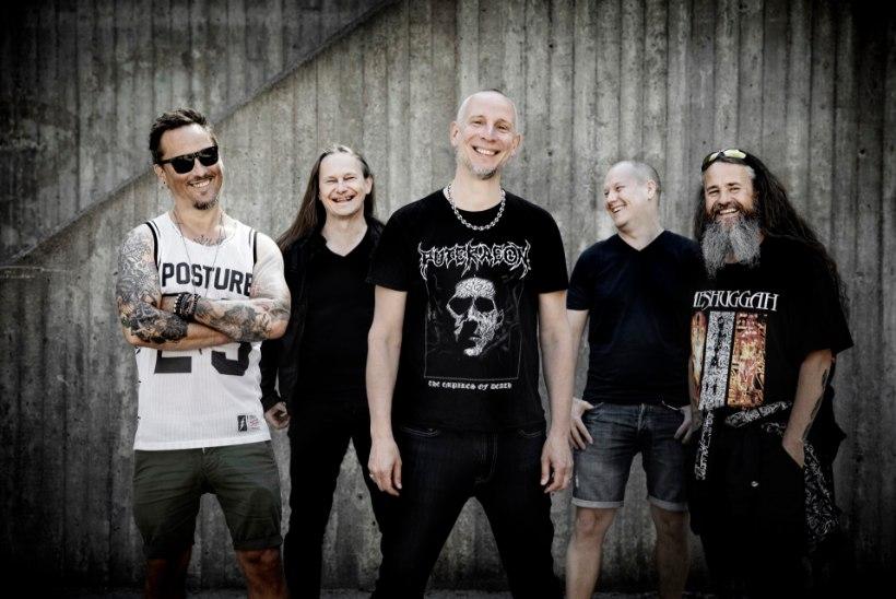 Metal-räppbänd Clawfinger tuleb üle 12 aasta taas Eestisse