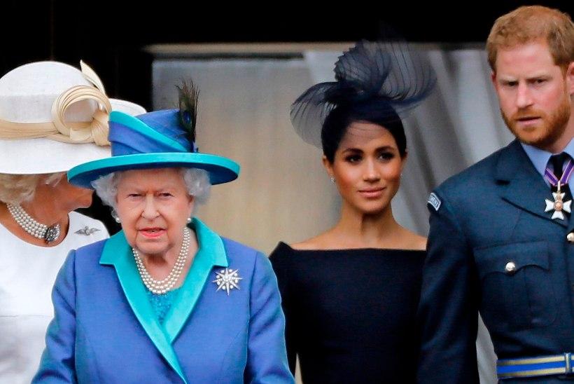 Kuninganna keelab prints Harryl ja Meghanil ühe tähtsa sõna kasutamise?