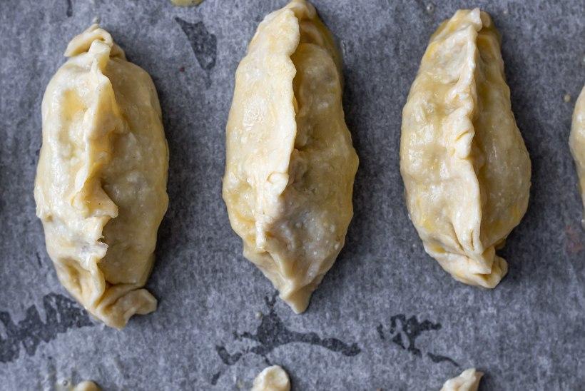 PUUST JA PUNASEKS: suus sulavad liha-riisipirukad