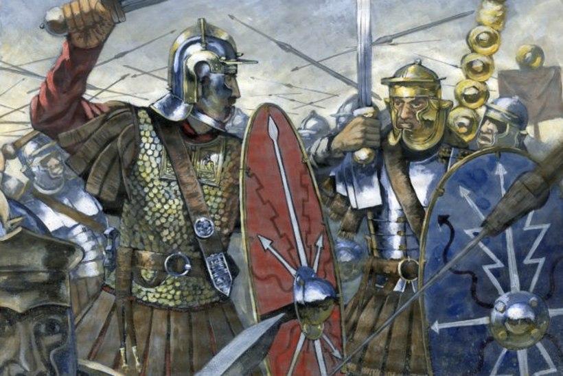 MINEVIKUHETK | 19. veebruar: verises Lugdunumi lahingus võitles üle 100 000 Rooma sõduri