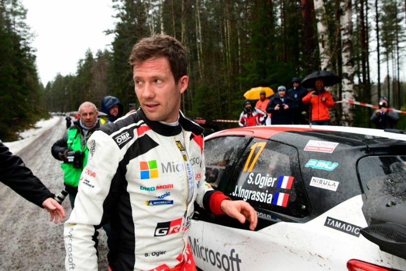 ÕHUS ON PINGET! Kas Mäkineni plaan vihastab Ogier' välja?