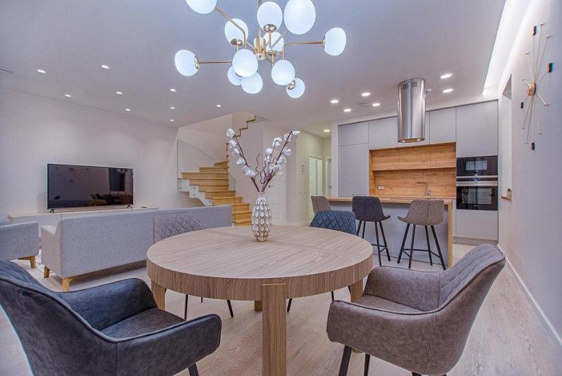 Aegumatu luksuslikkus mõjub kaunilt igas kodus