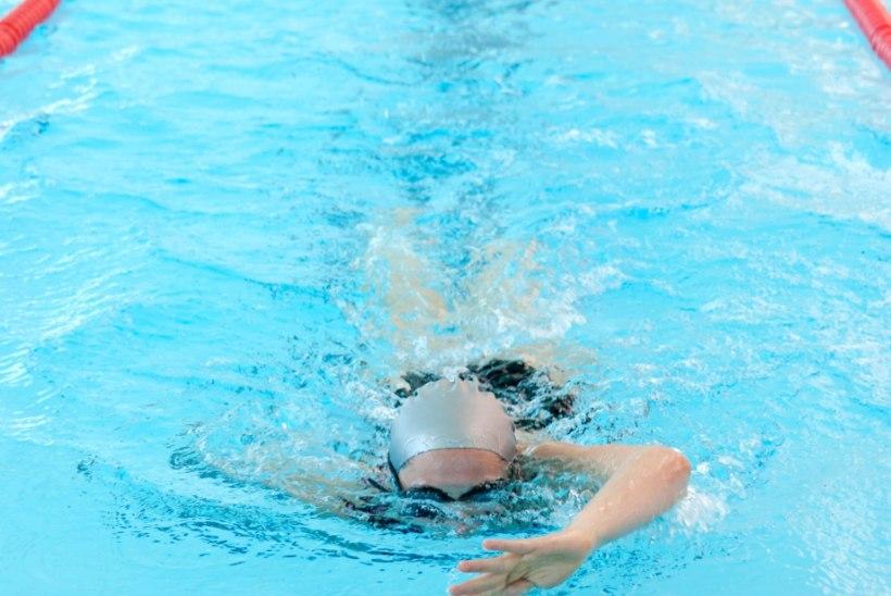 Miks sobib ujumine ülekaalulistele eriti hästi?