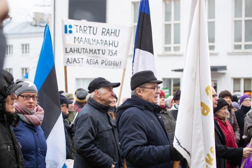 Juhtkiri | Tartu rahu kestab edasi