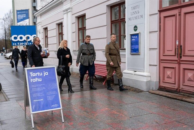 GALERII   Eesti Vabadussõja ajalugu sai kaante vahele