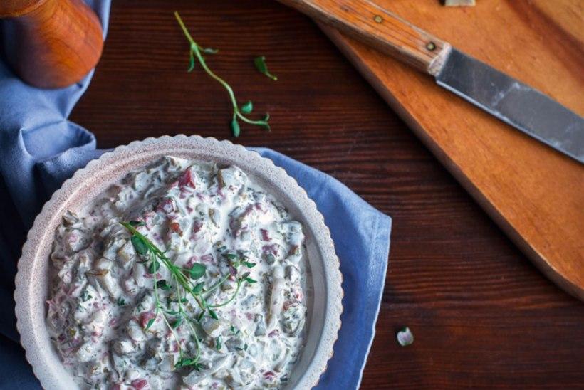 MAITSKEM TARTU RAHU: läbirääkimiste kulinaarne taust, lisaks 10 retsepti pidupäevaks