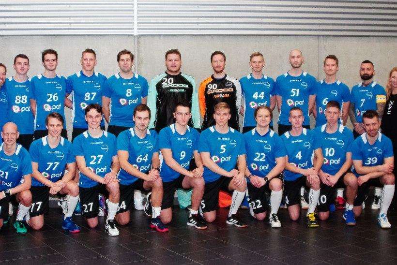 VALUS! Eesti saalihokikoondis mängis MM-finaalturniiri pääsme maha