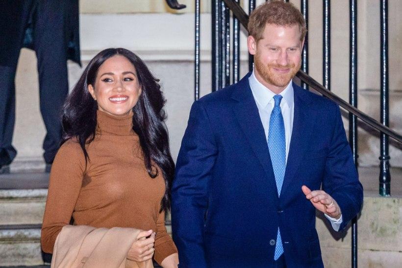Harry ja Meghan avaldasid olulisi detaile Megxiti kohta