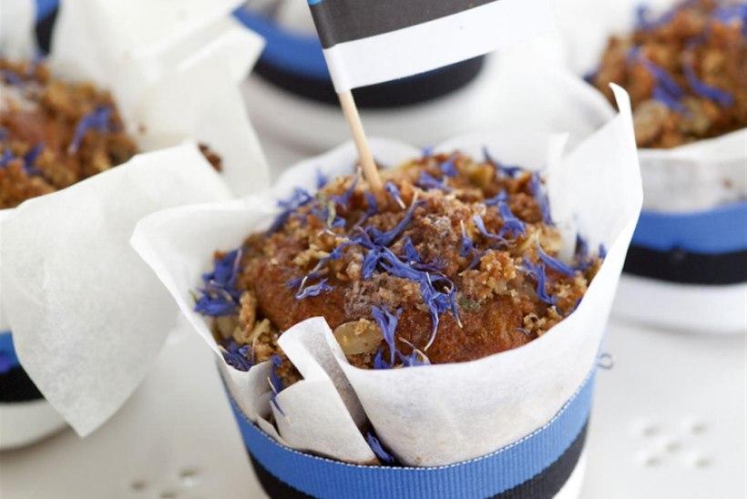 SININE, MUST JA VALGE | 10 sinimustvalget maiust, mida Eesti lipu päeva auks valmistada