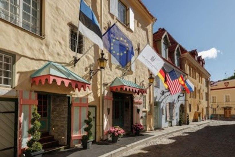 """HOMMIKUSÖÖK STAARIGA"" | Romantiline öö Kethi, Anzori ja kummitusega Tallinna nooblimas butiikhotellis"