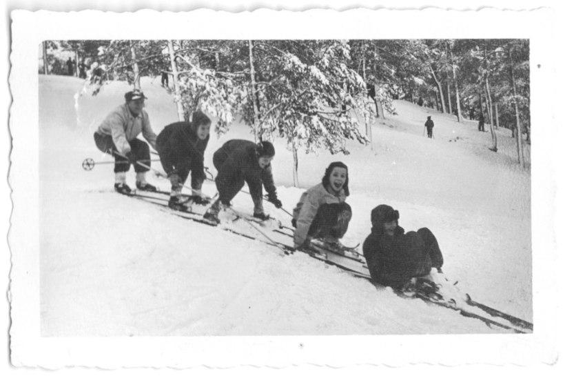 ÜHE PILDI LUGU | Vahva suusarong 1959. aasta talvel