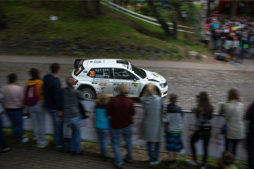 100 000 eurost tõusnud tüli võib tähendada Rally Estonia lõppu