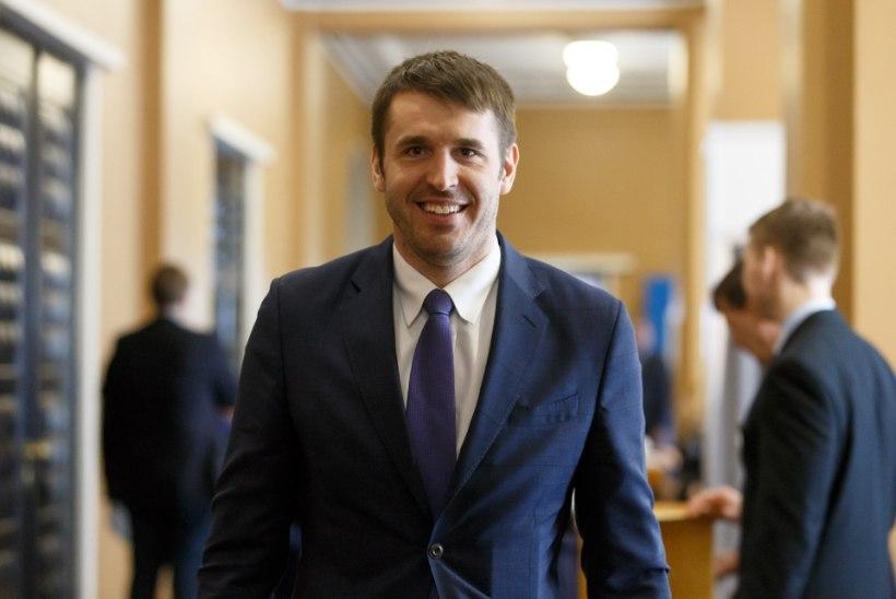 Tallinna volikogu sotside fraktsioonijuhiks valitud Vakra: Nõmme võiks olla iseseisev omavalitsus nagu Vatikan