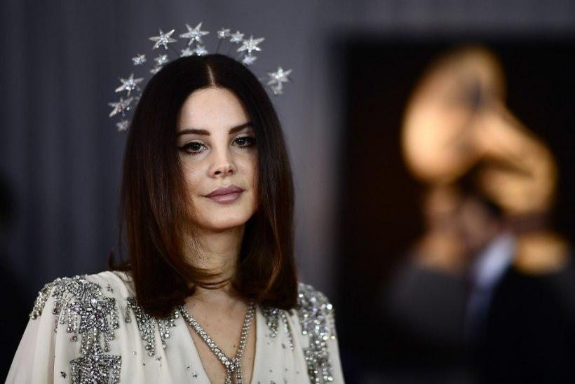 Hääle kaotanud Lana Del Rey jättis Euroopa turnee ära