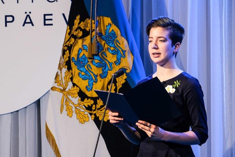 Kertu Birgit Anton   Iga Eesti inimene saab vähendada oma mõju kliimamuutustele