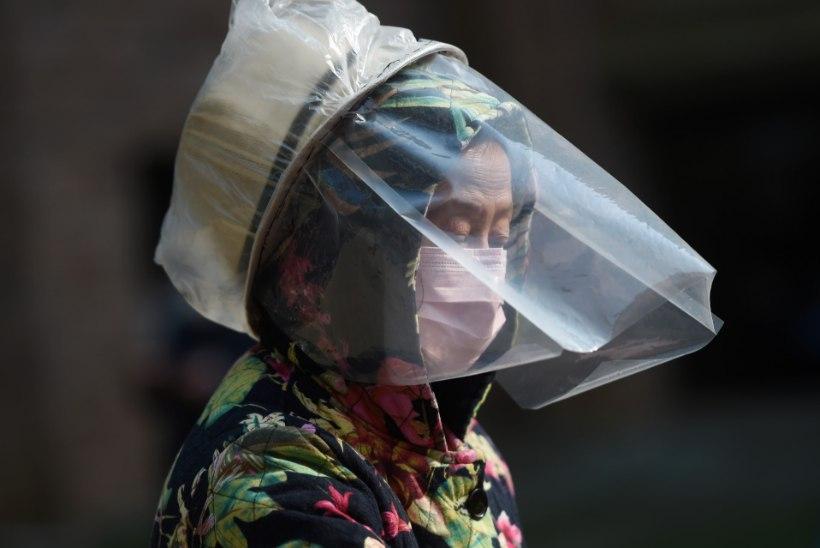UUS KOROONAVIIRUS JÄTKAB LEVIMIST: surnute arv kasvas 2360-le, esimene surmajuhtum Itaalias