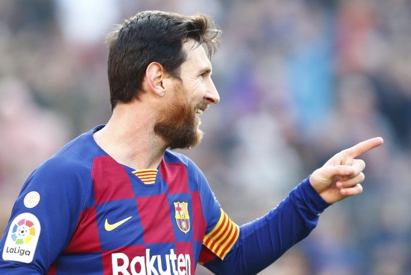 Pika väravapõua lõpetanud Messi jõudis sihile tervelt neljal korral ja aitas Barcelona võidule