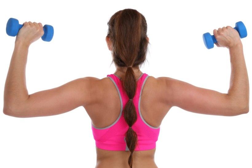 VIDEO | Kuidas käsivarred kiirelt vormi saada?