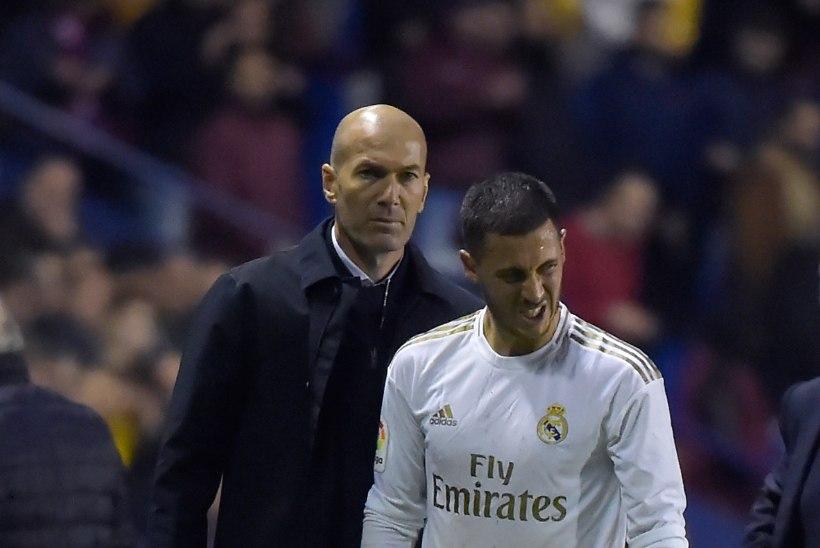 Madridi Real peab tähtsas Meistrite Liiga mängus hakkama saama ilma Hazardita