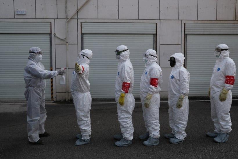 UUE KOROONAVIIRUSE LEVIK: ohvrite arv tõusis 2711-le, nakatunuid on enam kui 80 000. Tenerifel pandi hotell karantiini