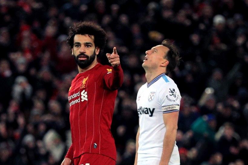 Liverpool tuli raskest seisust välja ja kordas võimsat rekordit