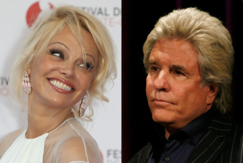 Pamela Anderson eitab, et viies abikaasa tasus ta hiigelvõlad