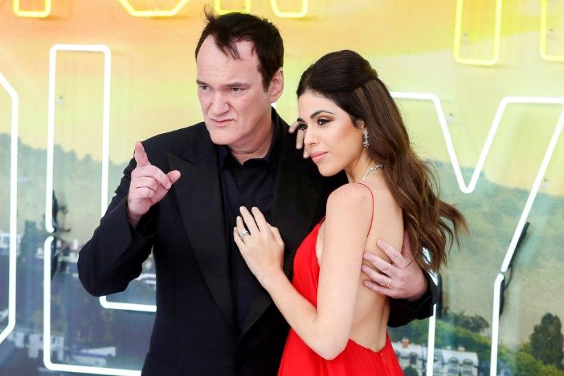 Quentin Tarantino sai 56 aasta vanuses isaks